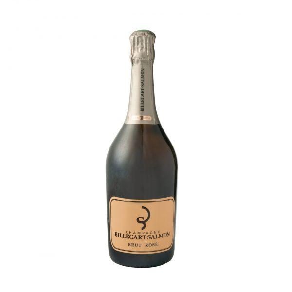 Bouteille de champagne Brut Rosé
