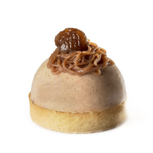 Gâteaux individuel Castanéa